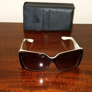 475a75d79bd Kieselstein-Cord Spinner Latte Sunglasses